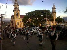 bandas Velez Santander Colombia