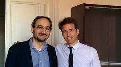 El profesor Javier Bravo Agapito nos cuenta su experiencia como Erasmus+ en la Universitá degli Studi Guglielmo Marconi, Roma (Italia): http://www.udima.es/es/javier-bravo-estancia-internacional.html