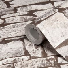Stone Effect Wallpaper: Image 1