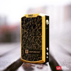 VAPORESSO TAROT PRO V2 BOX MOD  The Tarot Pro V2 By Vaporesso is a Variable Wattage vape box mod with maximum wattage output up to 160W temperature control range of 280F to 600F multiple operating modes upgradeable firmware and 510 connection.  Available Online and in store @ukecigstore  http://ift.tt/2jBhSjQ