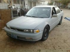 1990 accord 4 door automatic 2.2 transmision went out the vehicle is on non-op so the tags shouldn't be much asking $800 obo if interested call or txt me at (760)605-3053 seriouse buyers only pls thanks