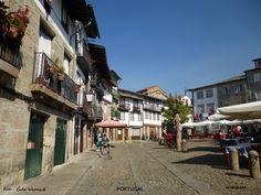 """A histórica cidade de Guimarães. Considerada o """" Berço de Portugal"""". Foto : Cida Werneck"""