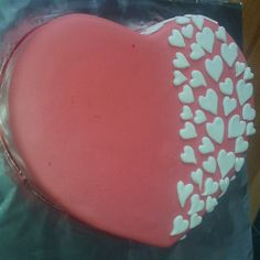 Encargo de amor #chocolateyfresa #decoracioncreativa #loveandlove