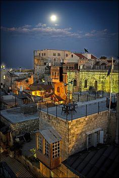 Jerusalem, Israel #shlomosixt #sixtisrael #boazyacobi