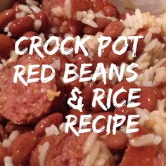 I don't do recipes on the blog much -- there have been very few here! But today, with the weather, I decided to go for it even though I just published another post about Winter Storm Ion around lunch time. Why the change of heart? I trace it back to red beans and rice! I talk about how I grew up Southern a lot but have to make a disclaimer here. All Southerners are not alike. I'm not sure my mom has ever cooked red beans and rice. And yet I totally love them! Traveling as much as I do,