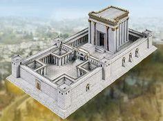Tempel in Jerusalem zur Zeit Jesu