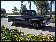 Pick-up the pace in this '63 Chevy    #MecumKissimmee