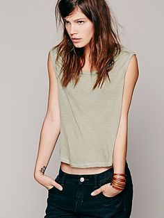 Free People We The Free Shape Shifter Tank