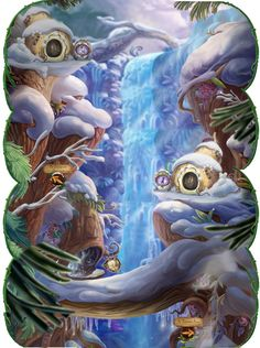 Chilly Falls - Disneys Online Worlds Guide (Wiki)