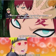 Thats literally actually me. Like screw naruhina, narusaku and sasunaru, NARUGAARA IS FUCKING CANON  im dying