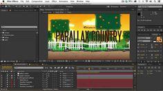 Parallaxing Backgrounds Tutorial