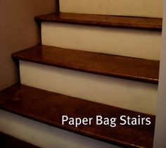 paper bag flooring