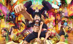 Anunciadas las sesiones de firmas de los creadores de One Piece Gold
