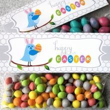 Easter Treat Bag Topper #freeprintables #easter #ishareprintables