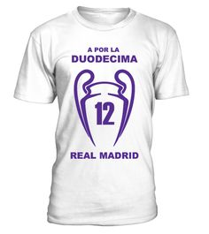 """# LA DUODECIMA .  A POR LA DUODECIMA*** 100% cotton - We ship the world ***Click """"Buy It Now"""" to pick your size and order!Guaranteed safe and secure checkout via Paypal 