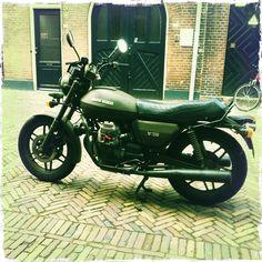 My Guzzi #moto #guzzi #v50 #nato