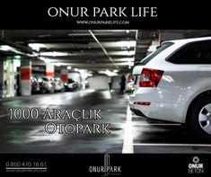 İstanbul'un en büyük problemlerinden biri haline gelen otopark sorunu, Onur Park Life'ı tercih edenler için problem olmaktan çıkıyor.  1000 araçlık otopark ve depo hizmeti 7/24 Onur Park Life sakinlerinin hizmetinde olacak.