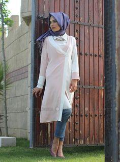 Spring Jacket - Blush - Nurbanu Kural