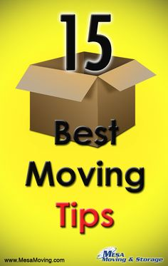 15 top moving tips and packing tips