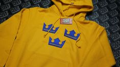 a50ad6da3b8 Meshuggah  tre kronor  pullover hockey hoodie