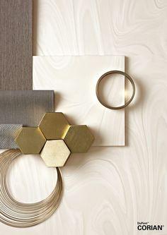 Image result for ash concrete corian Napkins, Home Decor, Napkin Rings, Homemade Home Decor, Dinner Napkins, Napkin, Interior Design, Decoration Home, Home Interiors