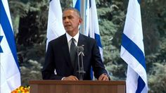 Obama was not merely wrong when he accused Peres's detractors of support for slavery -- he was maliciously wrong.