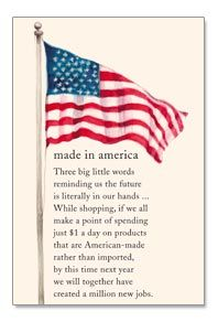 Made in America Card by Cardthartic