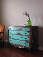 Distressed Dresser - Colors