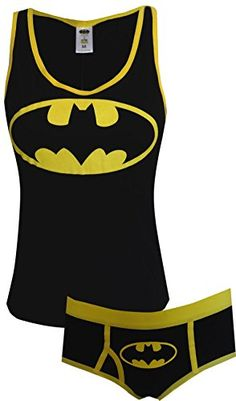 DC Comics Batman Ribbed Tank W/Boy Brief Panty Set (Small) DC Comics http://www.amazon.com/dp/B00YD2QDPW/ref=cm_sw_r_pi_dp_kyoXvb0R2NBJS