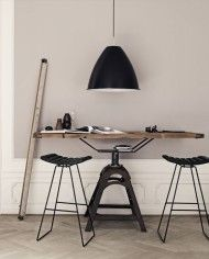 Shop For Gubi Bestlite Pendant Lamp Online, ‪Australia. Select From Our Huge, Scandinavian, Modern, Gubi Range. Estilo Interior, Interior Desing, Interior Inspiration, Interior Architecture, Simple Interior, Interior Ideas, Industrial Architecture, Bureau Simple, Simple Desk