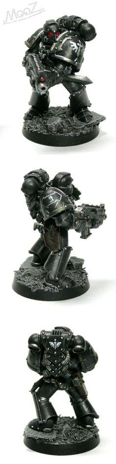 Pre-Heresy Dark Angel Warhammer 40k
