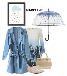 """""""After the rain: flowers"""" by musicfriend1 on Polyvore featuring Americanflat, Vera Bradley, Joie, H&M, Furla and Cole Haan"""