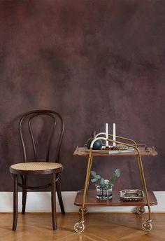 patina flur tapete tapete flur und tapeten schlafzimmer. Black Bedroom Furniture Sets. Home Design Ideas