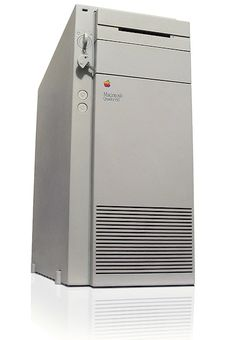 Macintosh Quadra 950, was my dream machine at that time... in 1992.