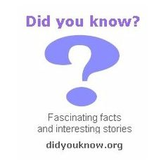 Fascinating facts and interesting stories about people, places, and history, with top lists and   trivia facts.