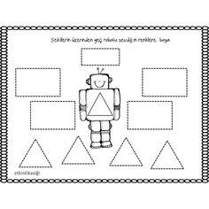 Geometrik şekillerle ilgili çalışma sayfaları profilde ki linke yüklendi. Güle güle kullanın ❤ #etkinlikasigi #preschoolactivities #workingpages #anasinifietkinlik #çalışmasayfasi #okuloncesietkinlik #okuloncesikolik #sanatetkinligi #geometricshapes