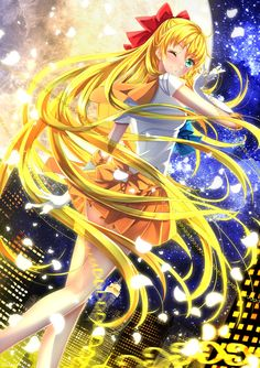 Sailor Venus ☆ | 刃天 [pixiv]