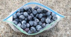 5 REASONS WHY YOU SHOULD FREEZE YOUR BLUEBERRIES!