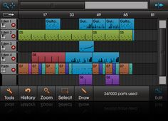 NanoStudio - Awesome music creation for iPad!
