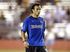 Donovan started his career in MLS with the San Jose Earthquakes