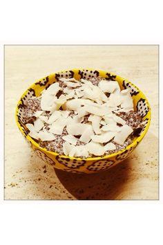 How Do You Make Chia Seed Pudding? By Calgary Avansino (Vogue.com UK)