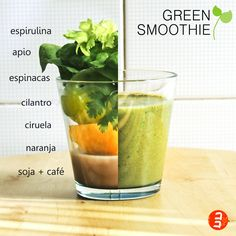 Coco Green Smoothie #2