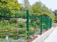 """Gardenplaza - Hochwertige Metallzäune bieten langfristig optimalen Korrosionsschutz - Von wegen """"der Lack ist ab""""!"""