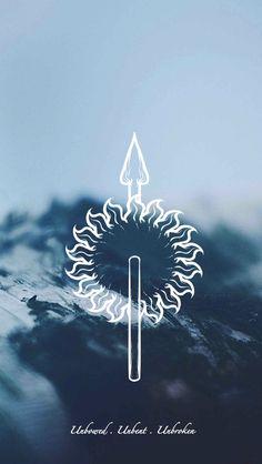 Game of Thrones - wallpaper - sigil - Martell by EmmiMania.deviantart.com on @DeviantArt