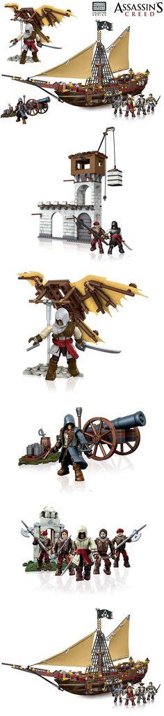 Assassin's Creed Mega Bloks