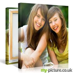 Photo on Canvas for as low as £ 5.60 | my-picture.co.uk