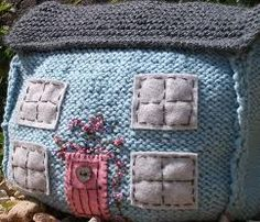 knitted cottage