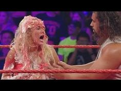 ROMEN REIGNS ATTACK  RUSEV AND LANA WEDDING CEREMONY