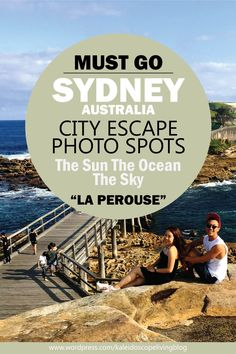 Bucket List Sydney Must Go La Perouse Cover