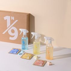 Seoul-based brand Supublic has developed a series of more sustainable cleaning supplies that save on single-use plastic by replacing liquid products with dissolvable tablets. Natural Disinfectant, Clean Bottle, Plastic Waste, Sustainable Design, Sustainable Living, Bottle Design, Plastic Bottles, Spray Bottle, Cleaning Supplies
